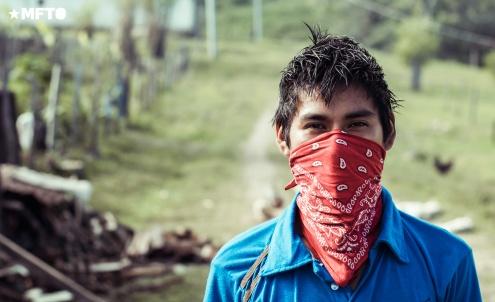 """Imágenes de la Escuelita """"La Libertad según l@s Zapatistas"""". Enero de 2014, Chiapas, México."""