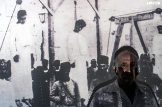 Enrique Avakian (64 años) nieto de exiliados y sobrevivientes armenios.