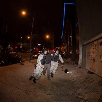 2015 09 22 Represion Uruguay 012